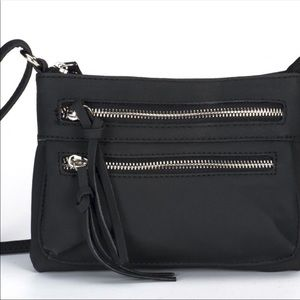 Handbags - Faux leather purse in BLACK